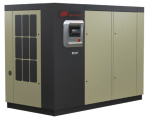 Винтовой маслозаполненный компрессор с фиксированной скоростью R90-160i