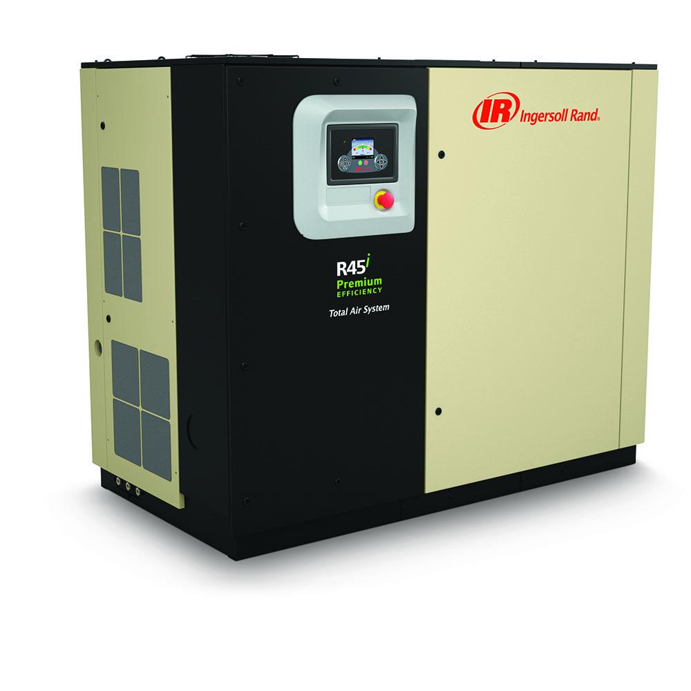 Винтовой маслозаполненный компрессор с фиксированной скоростью R45-75i