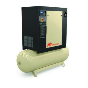 Винтовой маслозаполненный компрессор с частотным преобразователем R5-11n