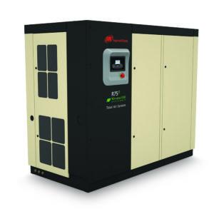 Винтовой маслозаполненный компрессор с частотным преобразователем R37-75n
