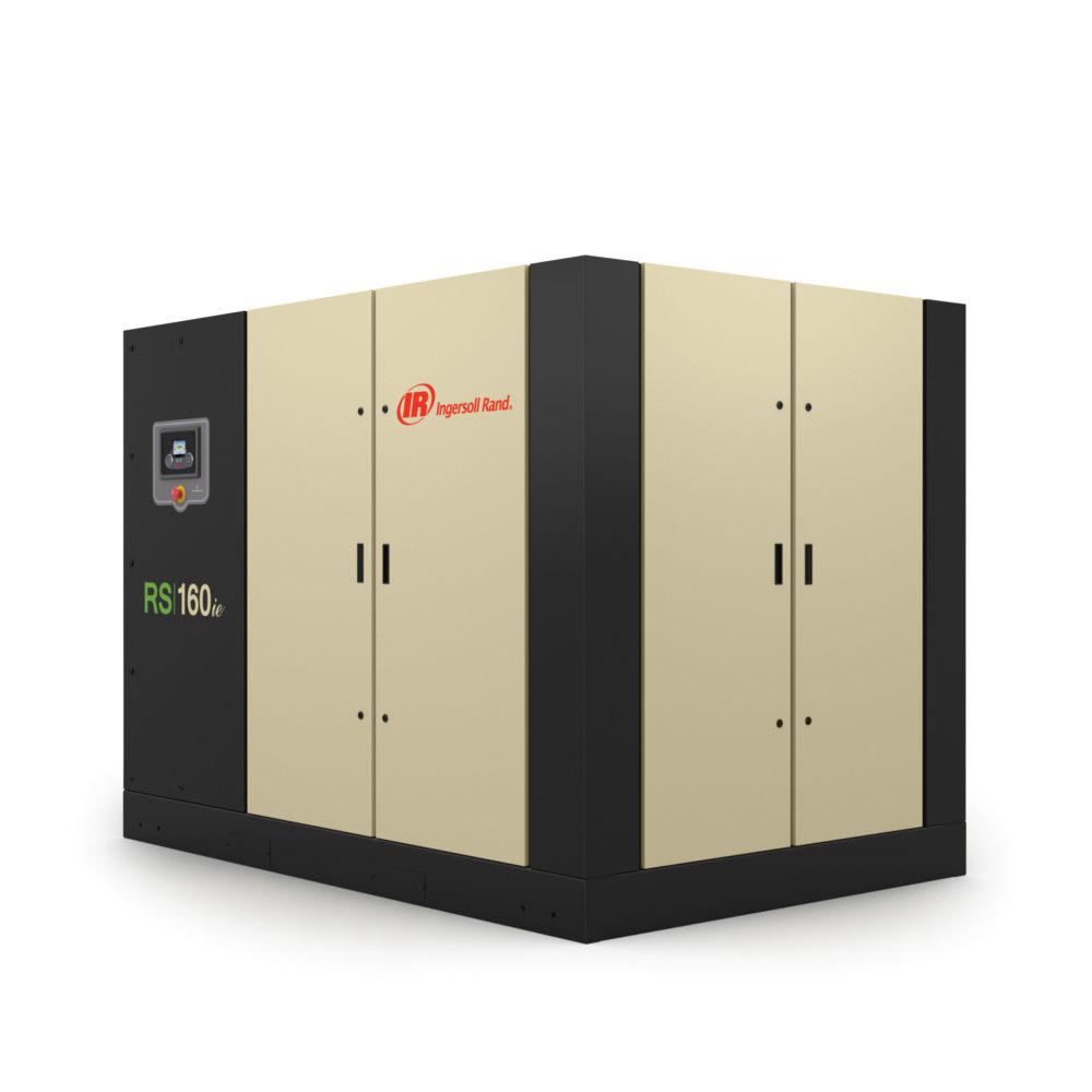 Винтовой маслозаполненный компрессор с фиксированной скоростью RS90-160i