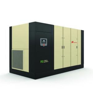 Винтовой маслозаполненный компрессор с частотным преобразователем RS200-250n