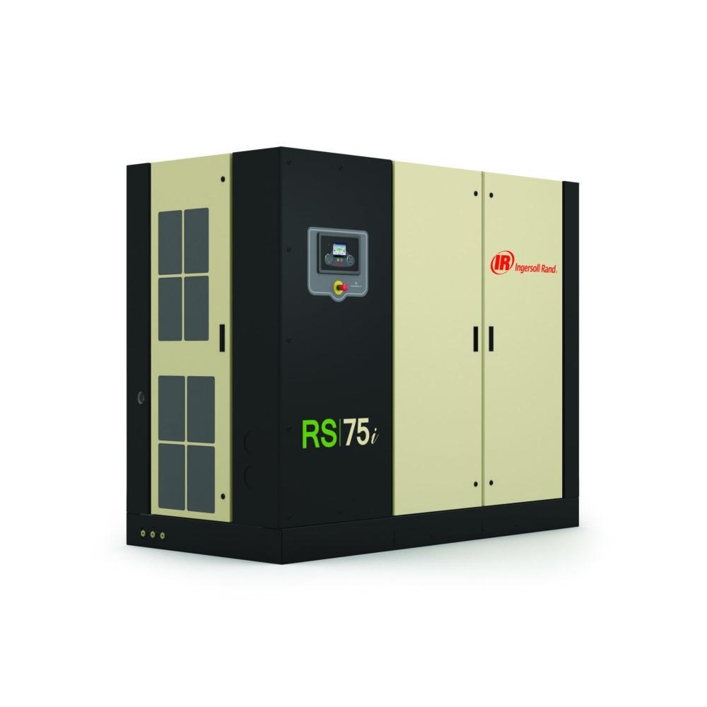 Винтовой маслозаполненный компрессор с фиксированной скоростью RS45-75i