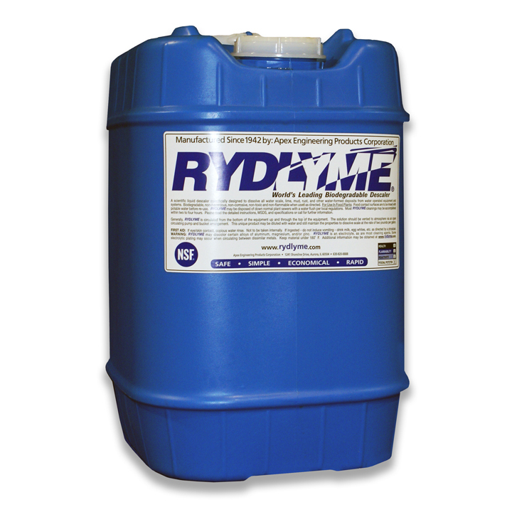 Очиститель RYDLYME