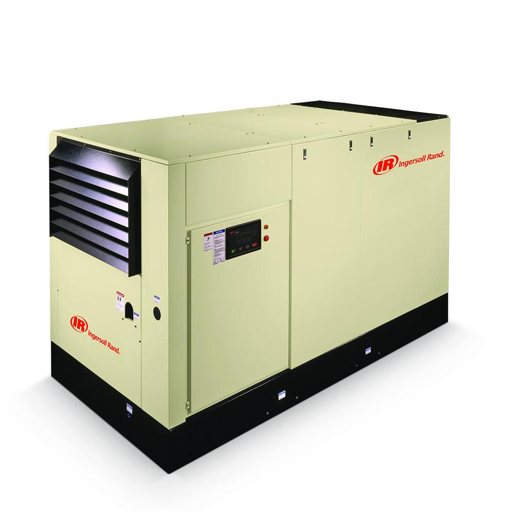 Винтовой маслозаполненный компрессор с фиксированной скоростью SSR M300-350