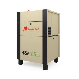 Винтовой маслозаполненный компрессор с фиксированной скоростью RSe7.5-11i