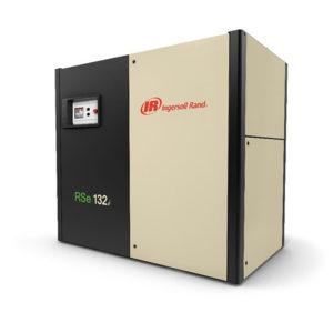 Винтовой маслозаполненный компрессор с частотным преобразователем RSe90-160n