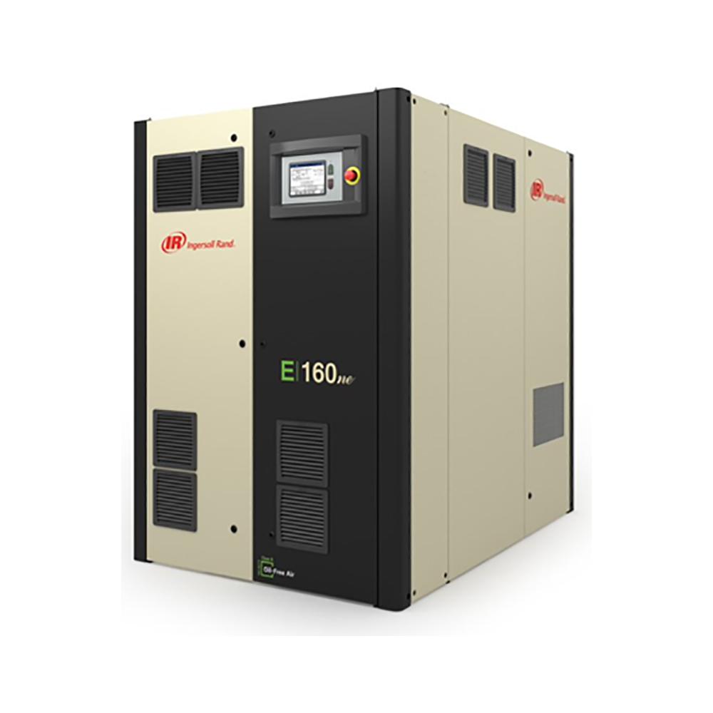 Винтовой безмасляный компрессор с частотным преобразователем Е110Ne-A