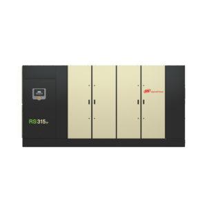 Винтовой маслозаполненный компрессор с частотным преобразователем RS315-355n