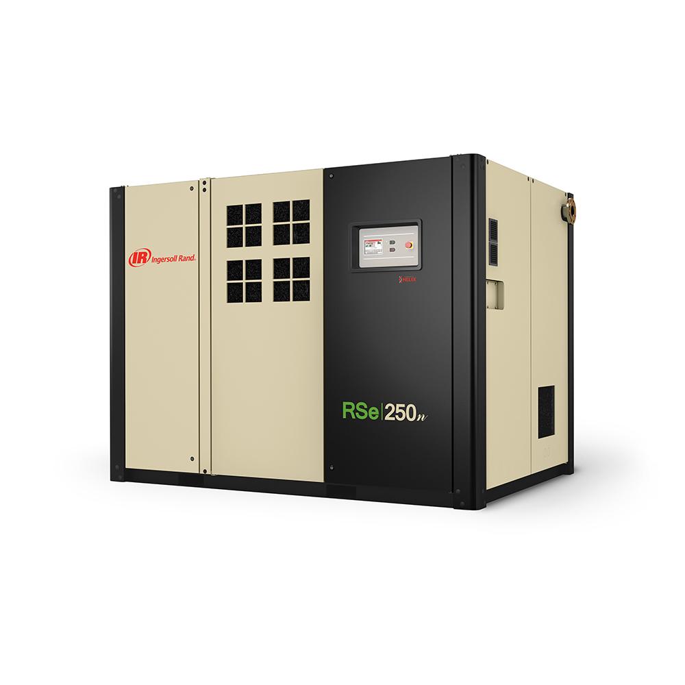 Винтовой маслозаполненный компрессор с фиксированной скоростью RSe160i-A7.5