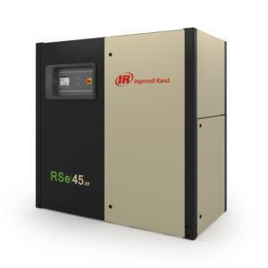 Винтовой маслозаполненный компрессор с частотным преобразователем RS30-45i